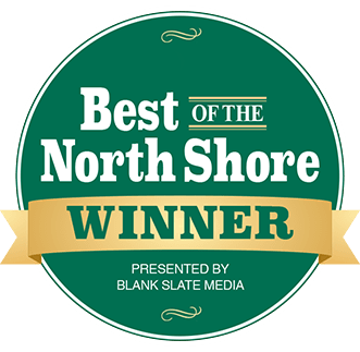 2018 Best of the North Shore WINNER, presented by Blank Slate Media
