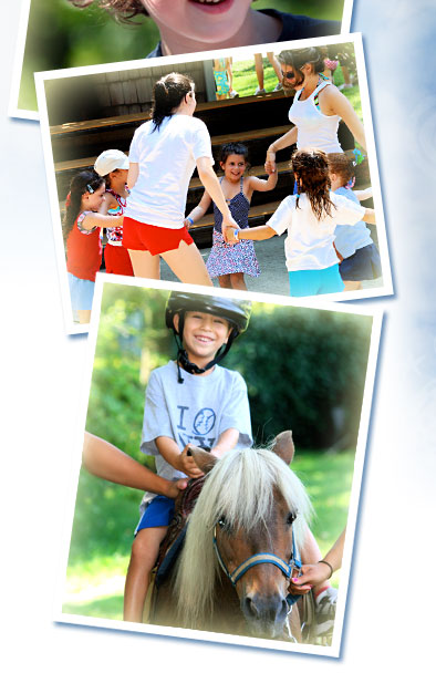 Children Age 6 at Pierce Country Day Camp