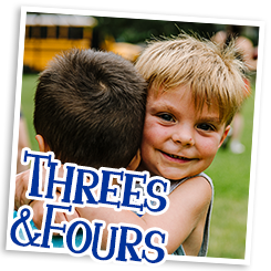 Threes & Fours