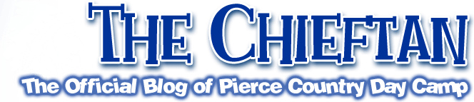 The Chieftan - The Official Blog of Pierce Country Day Camp